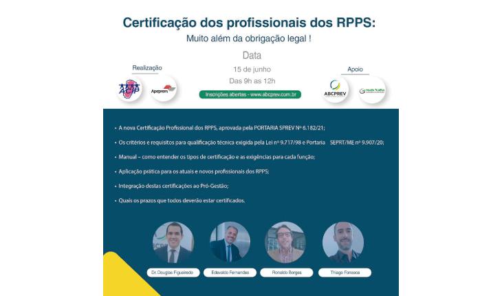 A importância da certificação dos gestores do RPPS