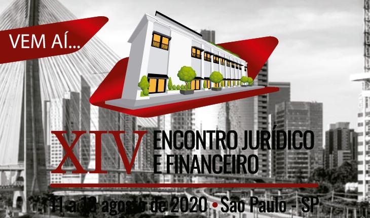 XIV Encontro Jurídico e Financeiro