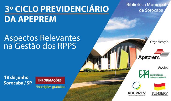 Aspectos relevantes na gestão dos RPPS