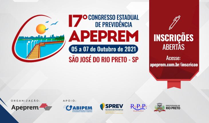 17º Congresso Estadual de Previdência